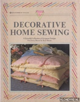 Decoratieve home sewing