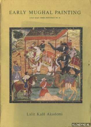 Early Mughal Painting