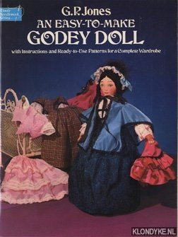 An easy-to-make Godey Doll