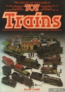 The collector's guide to toy trains