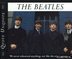 "The Beatles ""Quote Unquote"""