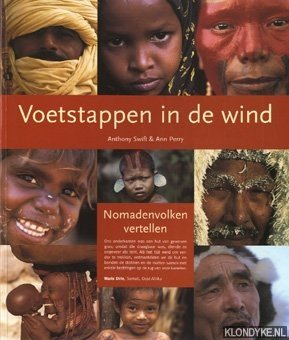 Voetstappen in de wind