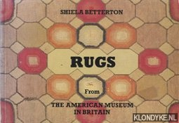 Rugs from the American museum in Britain