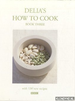 Delia's How To Cook - book three