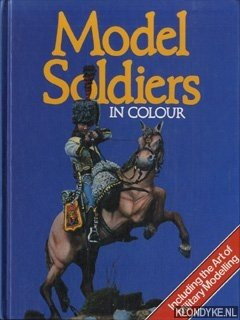 Model soldiers in colour