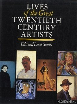 Lives of the great twentieth century artists