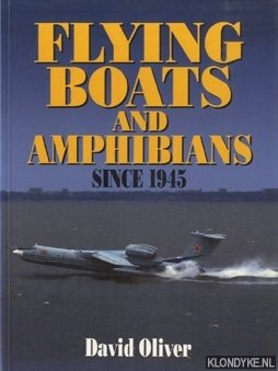 Flying boats and amphibians since 1945