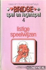 Bridge spel en tegenspel 4