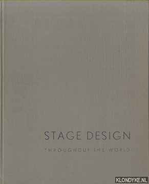 Stage Design throughout the World since 1935