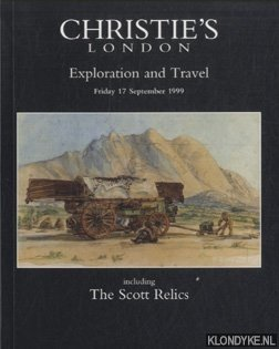 Christie's London - Exploration & Travel - Friday 17 September 1999 - Including The Scott Relics