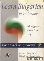 Learn Bulgarian in 16 lessons