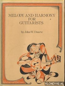 Melody and Harmony for Guitarists