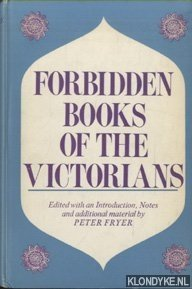 Forbidden books of the Victorians