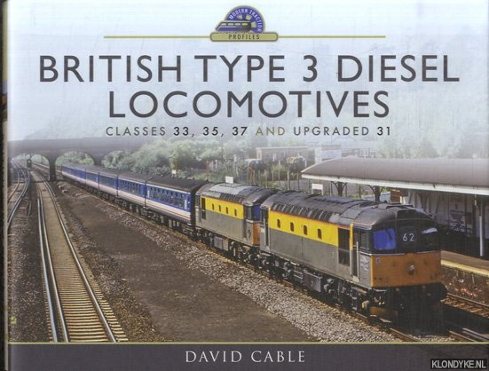 British Type 3 Diesel Locomotives