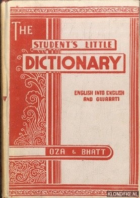 The Student's Little Dictionary