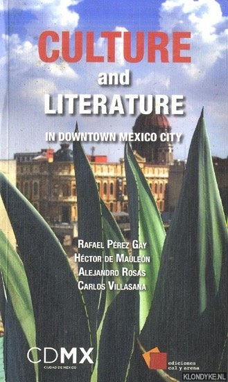 Culture and Literature in downtown Mexico City