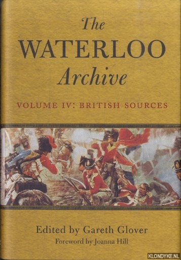 Waterloo Archive - Volume IV