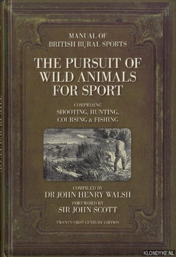 The Pursuit of Wild Animals for Sport