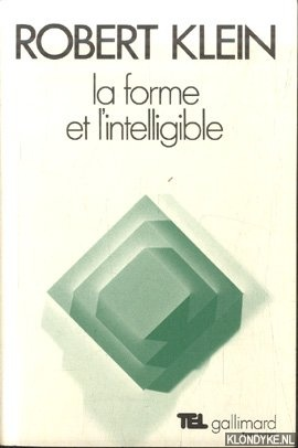 La forme et l'intelligible