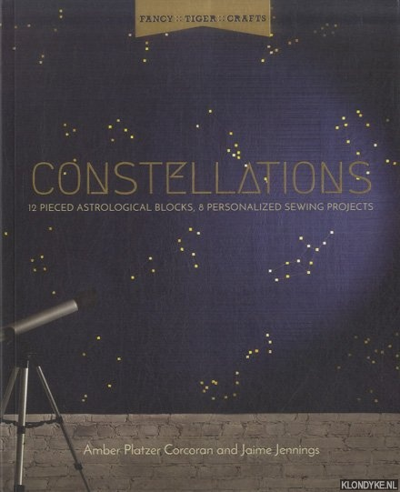 Fancy Tiger Crafts Constellations