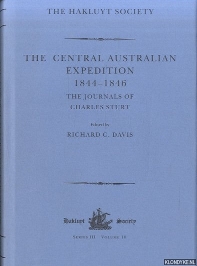 The Central Australian Expedition 1844-1846