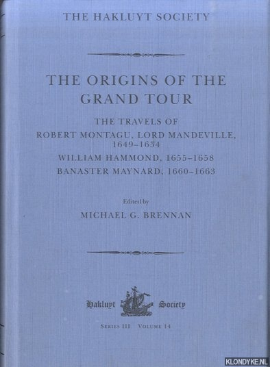 The Origins of the Grand Tour