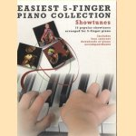 Easiest 5-finger piano collection door diverse auteurs
