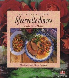 MOINE, MARIE-PIERRE - Recepten voor sfeervolle diners