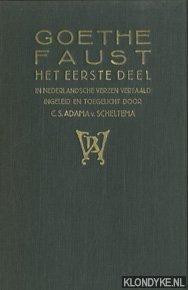 GOETHE - Faust (twee delen)