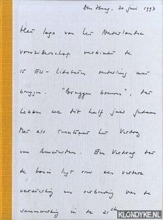 ROZENBURG, ROEL - Het verdrag: het Nederlands voorzitterschap van de Europese Unie