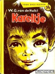 HULST, W.G. VAN DER - Kareltje