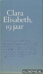 WIJCK, ANNE VAN - Clara Elisabeth, 19 jaar