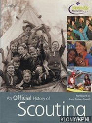 Diverse auteurs - An official history of scouting