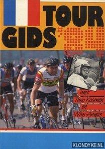 KOOMEN, THEO & AMELS, WIM - Tourgids '84