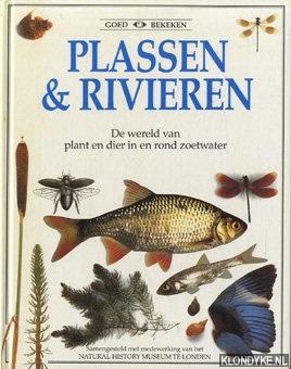 PARKER, STEVE - Plassen & rivieren: de wereld van plant en dier in en rond zoetwater