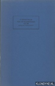KOOLWIJK, TH. F. VAN - Catalogus van de Mazarinades uit de collectie Stuyt