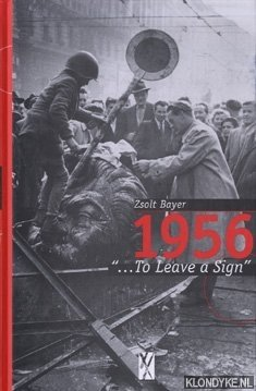 "1956: "". . . To Leave a Sign"""