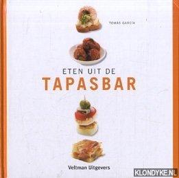 GARCIA, TOMAS - Eten uit de tapasbar