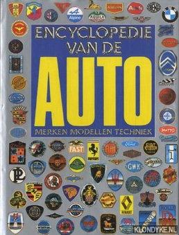 Boekwinkeltjes Nl Diverse Auteurs Encyclopedie Van De Auto