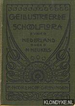 HEUKELS, H. - Geïllustreerde schoolflora voor Nederland