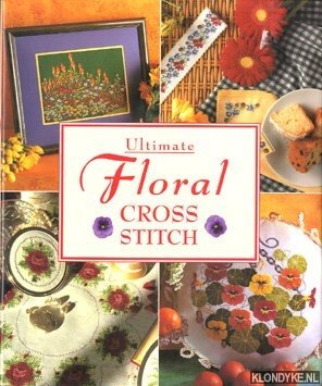 ALFORD, JANE - Ultimate Floral Cross Stitch