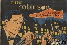 DIVERSE AUTEURS - Mister Robinson en de jacht op de linkerschoen