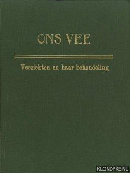 KOOPMANS, DR. R.G. & BOS, DR. W.P.C. (REDACTIE) - Ons vee. Veeziekten en haar behandeling. Maandblad voor de Veehouderij - 6e jaargang 1954