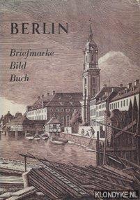 RUMPF, MARIANNE - Berlin: Briefmarke, Bild, Buch