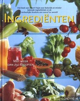 AMMERLAAN, ANNEKE - Ingredienten met meer dan 250 recepten