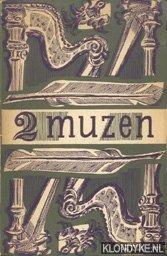 Engelman, Jan & Wouter Paap - Boekenweek 1955. Twee muzen
