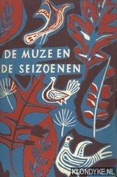 Eggink, Clara - Boekenweek 1953. De muze en de seizoenen een bloemlezing van verzen