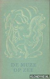 Morriën, Adriaan - Boekenweek 1951. De muze op zee.