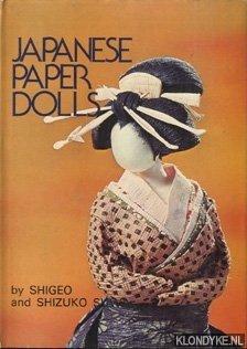 SHIGEO & SUWA, SHIZUKO - Japanese paper dolls