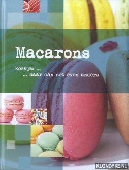 TCHERNIKOV, ANDREI (FOTOGRAFIE) - Macarons. Koekjes . . . Maar dan net even anders